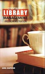Essentials of Library Management and Administration af Anil Kapoor