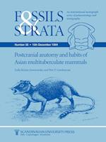 Fossils and Strata (Fossils and Strata Monograph Series, nr. 36)
