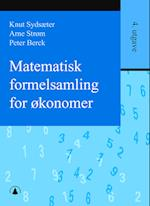 Matematisk formelsamling for økonomer  (4.utg.)