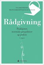 Rådgivning : tradisjoner, teoretiske perspektiver og praksis  (3.utg.)
