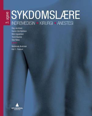 Bog, hæftet Sykdomslære : indremedisin, kirurgi og anestesi  (3.utg.) af Dag Jacobsen, Baard Ingvaldsen m.fl., Sverre Erik Kjeldsen