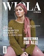 Wiolastrikk : strikkede gensere og jakker