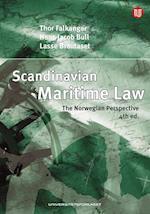 Scandinavian maritime law : the Norwegian perspective  (4th ed.)