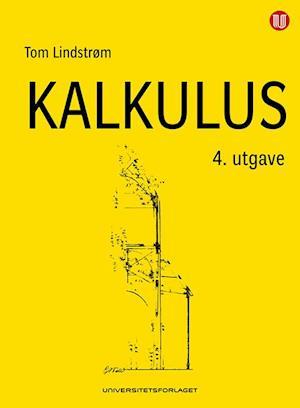 Bog, hæftet Kalkulus  (4.utg.) af Tom Lindstrøm
