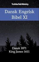 Dansk Engelsk Bibel XI af Author