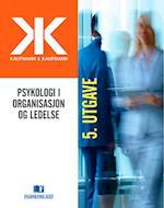 Psykologi i organisasjon og ledelse  (5.utg.)