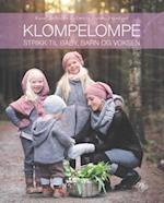 Klompelompe : strikk til baby, barn og voksen af Hanne Andreassen Hjelmås, Torunn Steinsland