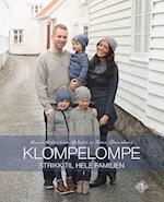 Klompelompe : strikk til hele familien af Hanne Andreassen Hjelmås, Torunn Steinsland