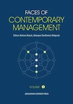 Faces of Contemporary Management
