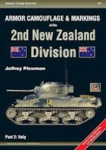 Armor Camouflage & Markings of the 2nd New Zealand Division (Armor Color Gallery)