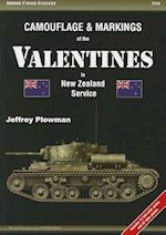 Camouflage & Markings of the Valentines in New Zealand Service