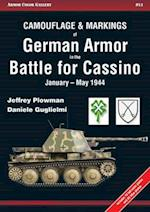 Camouflage and Markings of German Armor in the Battle for Cassino, January-May 1944