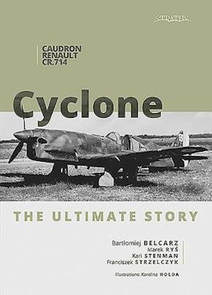 Bog, hardback Caudron CR.714 C1 Cyclone af Bartlomiej Belcarz