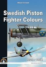 Swedish Piston Fighter Colours af Mikael Forslund