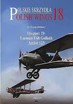 Breguet 19, Farman F68 Goliath (Polish Wings, nr. 18)