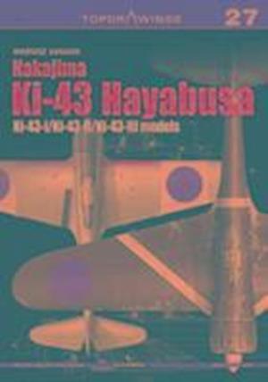 Bog, paperback Nakajima Ki-43 Hayabusa af Mariusz Lukasik