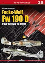 Focke-Wulf Fw 190 D (Top Drawings, nr. 26)