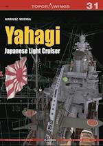 Yahagi Japanese Light Cruiser (Top Drawings)