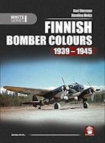 Finnish Bomber Colours 1939-1945 (White Series)