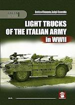 Light Trucks of the Italian Army in WWII (The Green Series)