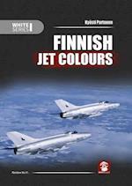Finnish Jet Colours (White)