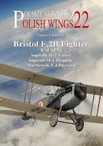 Bristol F.2B Fighter (Polish Wings, nr. 22)