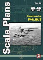 Supermarine Walrus (Scale Plans, nr. 38)
