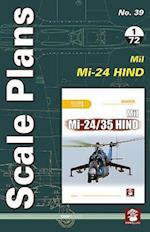 MIL Mi-24 Hind (Scale Plans, nr. 39)