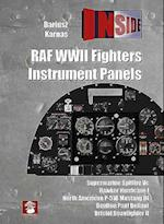 RAF WWII Fighters Instrument Panels (In-side, nr. 4)