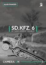 Sd.Kfz.6 Mittlerer Zugkraftwagen 5t af Alan Ranger