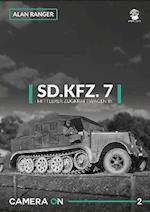 Sd.Kfz.7 Mittlerer Zugkraftwagen 8t af Alan Ranger