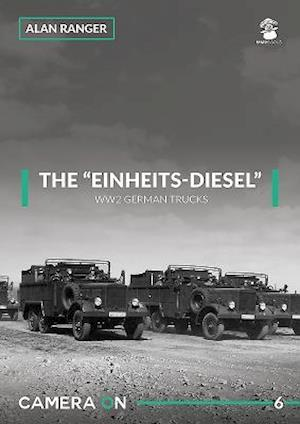 Bog, paperback The Einheits-diesel Ww2 German Trucks af Alan Ranger