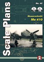 Messerschmitt Me 410 (Scale Plans)