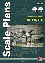 Scale Plans 45: Messerschmitt Bf 110 F-G af Maciej Noszczak