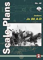 Scale Plans 46: Junkers Ju 88 A-D af Maciej Noszczak