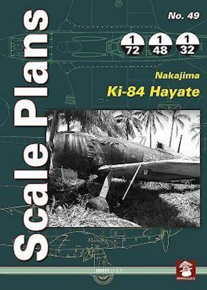 Scale Plans No. 49: Nakajima Ki-84 Hayate