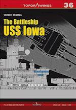 The Battleship USS Iowa (Top Drawings)