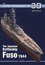The Japanese Battleship Fuso (Super Drawings in 3D)
