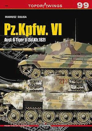 Pz.Kpfw. vi Ausf. B Tiger II (Sd.Kfz.182)