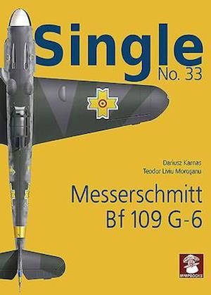 Single No. 33 Messerschmitt Bf 109 G-6 (Early)
