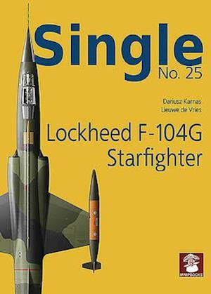 Single 25: Lockheed F-104G Starfighter