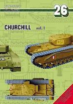 Churchill (Gun Powder, nr. 26)