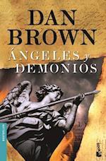 Angeles y Demonios = Angels and Demons (Bestseller Booket Unnumbered)