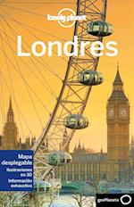Lonely Planet Londres (Travel Guide)