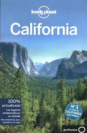 Bog paperback Lonely Planet California af Lonely Planet Publications