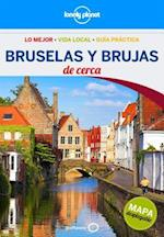 Lonely Planet Bruja y Bruselas de Cerca /Lonely Planet Bruja and Brussels Up Close (Lonely Planet. (Spanish Guides))