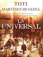 La Universal af Toti Martinez De Lezea