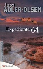 Expediente 64 = Record 64 (Casos del Departamento Q)