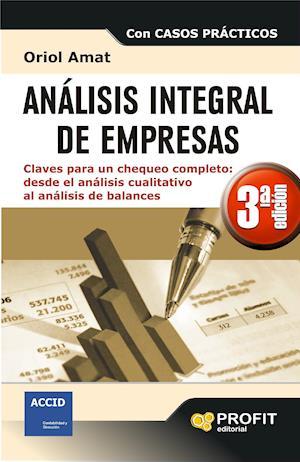 Análisis integral de empresas.