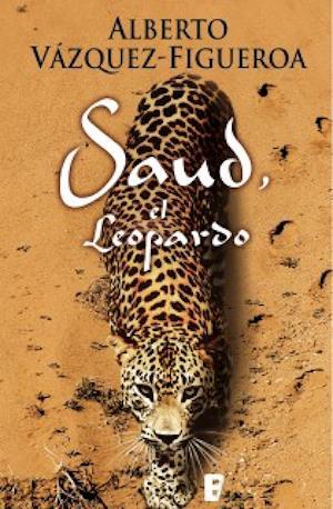 Saud, el Leopardo af Alberto Vazquez-Figueroa